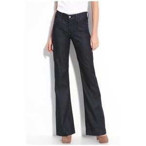 CITIZENS OF HUMANITY Hutton Hi-Rise Wide Leg Jeans